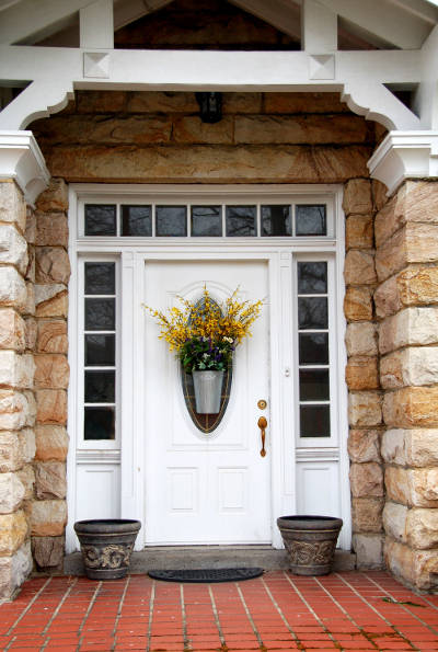 fiberglass vs wood doors