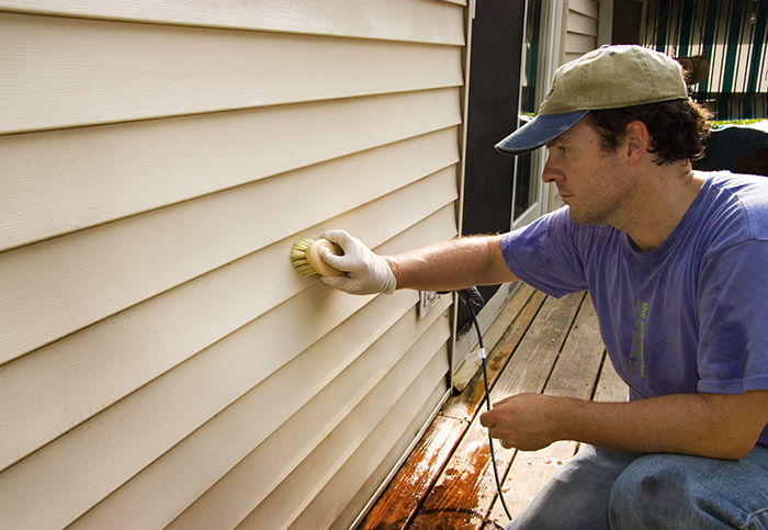 cleaner vinyl siding